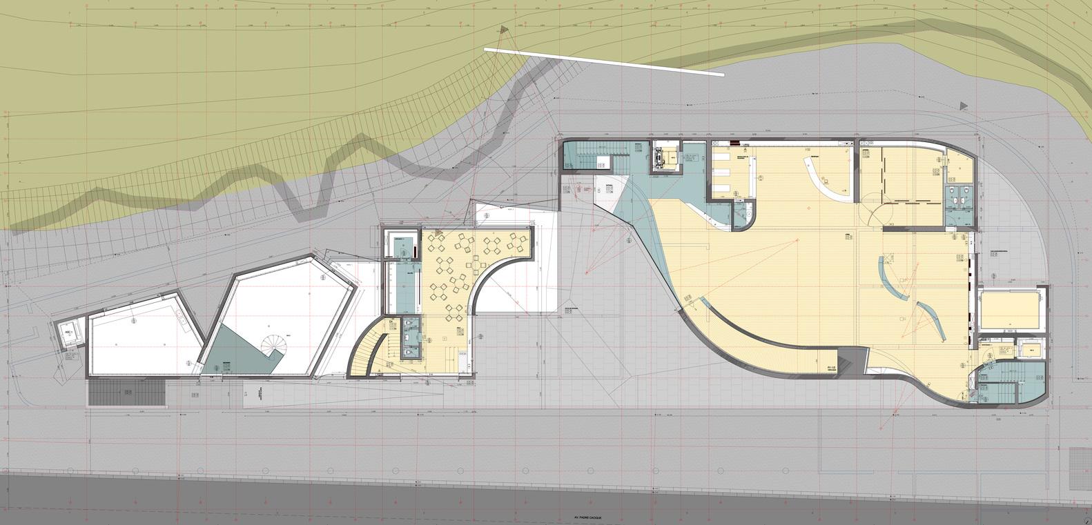 Arquitetura fora da caixa conhe a 4 obras arquitet nicas - Piso porta 2000 ...