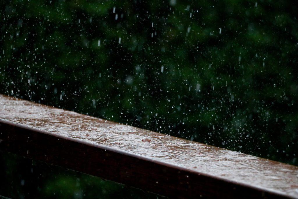 captação da água da chuva