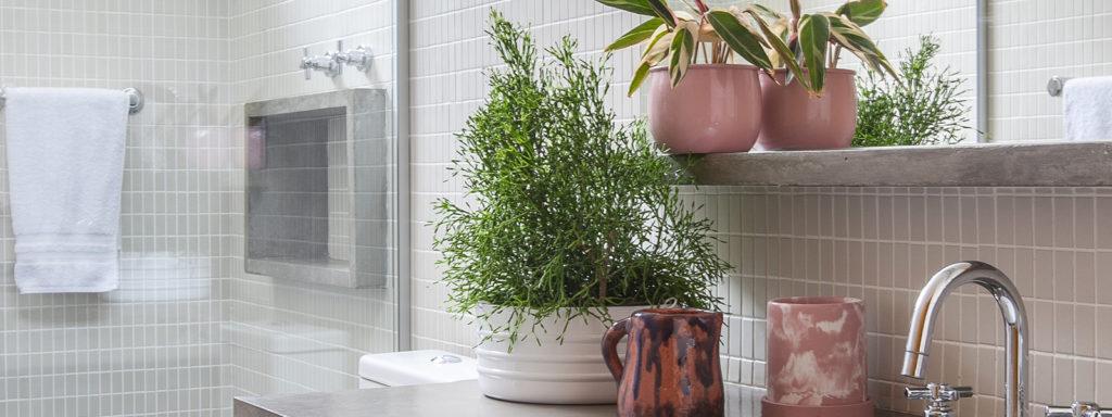 plantas de banheiro