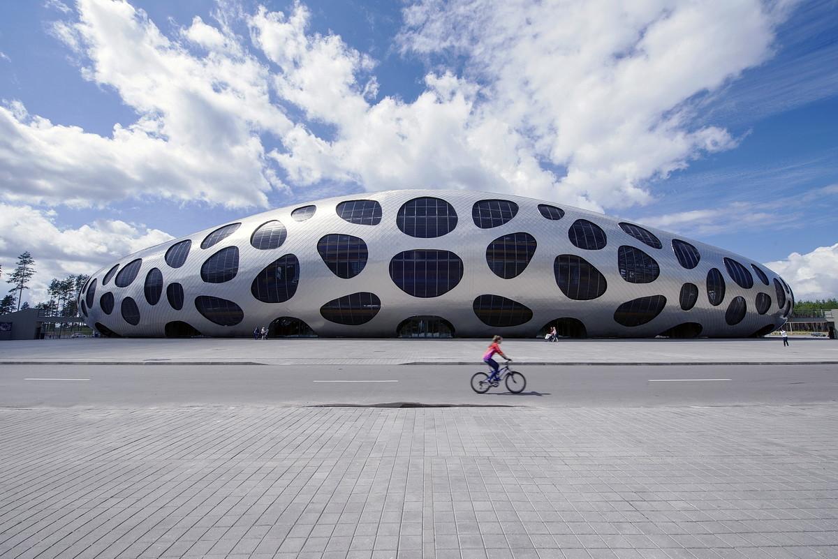 5 estádios de futebol que são verdadeiros espetáculos arquitetônicos