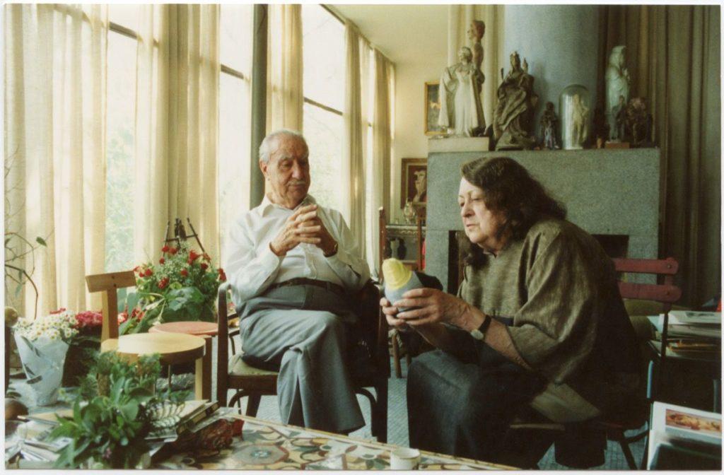 Lina Bo Bardi e Pietro