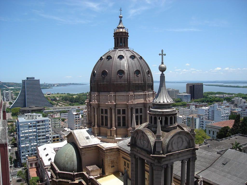 Arquitetura de Porto Alegre: 4 lugares que você precisa conhecer